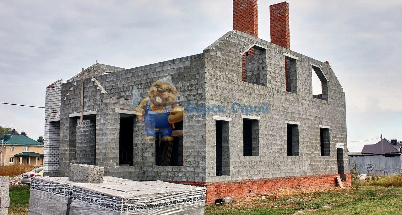 строительство керамзитного дома